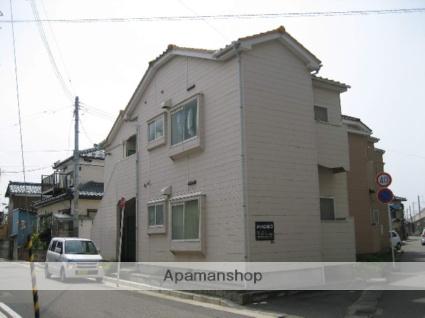 新潟県新潟市中央区、関屋駅徒歩26分の築31年 2階建の賃貸アパート