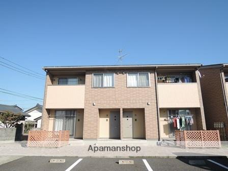 新潟県新潟市東区、東新潟駅徒歩44分の築8年 2階建の賃貸アパート