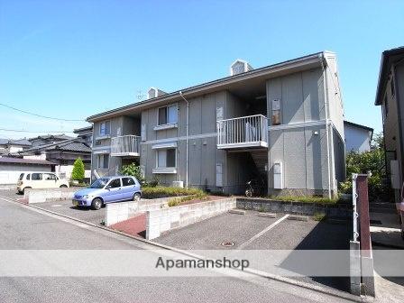 新潟県新潟市東区、新潟駅徒歩75分の築24年 2階建の賃貸アパート