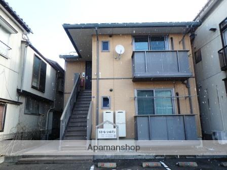 新潟県新潟市東区の築12年 2階建の賃貸アパート