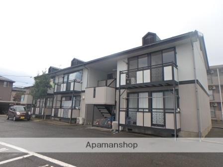 新潟県新潟市東区、東新潟駅徒歩37分の築23年 2階建の賃貸アパート