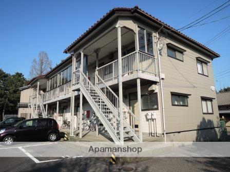 新潟県新潟市東区、越後石山駅徒歩3分の築30年 2階建の賃貸アパート