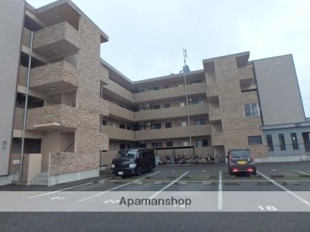 新潟県新潟市江南区、新潟駅徒歩100分の築12年 4階建の賃貸マンション