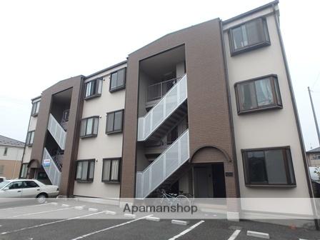 新潟県新潟市東区、越後石山駅徒歩10分の築17年 3階建の賃貸アパート