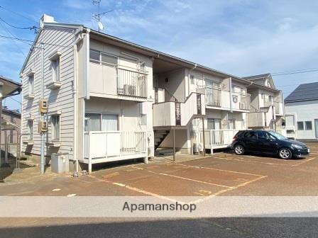 新潟県新潟市東区、東新潟駅徒歩3分の築32年 2階建の賃貸アパート