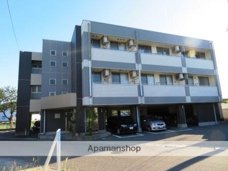 新潟県新潟市東区、越後石山駅徒歩13分の築10年 3階建の賃貸マンション