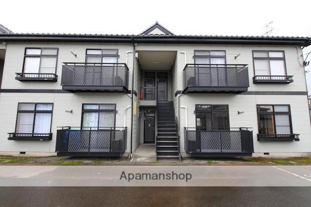新潟県新潟市江南区の築22年 2階建の賃貸アパート