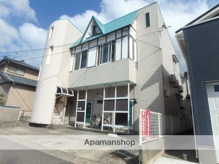 新潟県新潟市東区、越後石山駅徒歩9分の築27年 2階建の賃貸アパート