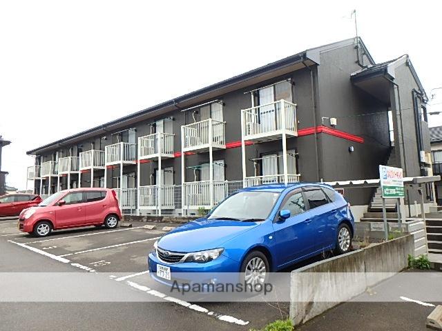 新潟県新潟市中央区、新潟駅徒歩20分の築26年 2階建の賃貸アパート