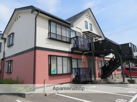 新潟県新潟市江南区、亀田駅徒歩16分の築22年 2階建の賃貸アパート