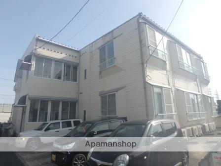 新潟県新潟市中央区、越後石山駅徒歩25分の築26年 2階建の賃貸アパート