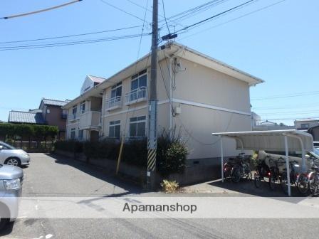 新潟県新潟市東区、東新潟駅徒歩69分の築27年 2階建の賃貸アパート
