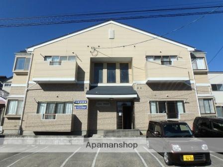 新潟県新潟市北区の築24年 2階建の賃貸アパート