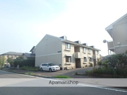 新潟県新潟市東区、越後石山駅徒歩8分の築21年 2階建の賃貸アパート