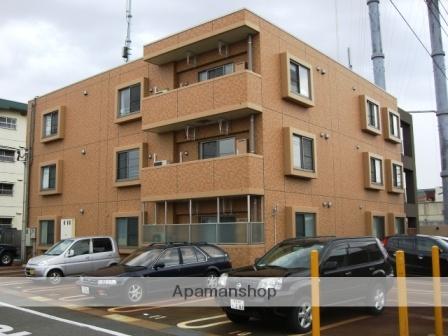 新潟県新潟市東区、新潟駅徒歩40分の築11年 3階建の賃貸マンション