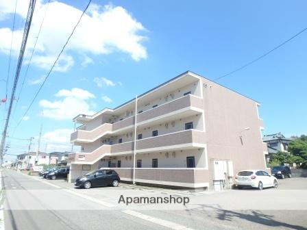 新潟県新潟市東区、越後石山駅徒歩21分の築19年 3階建の賃貸マンション