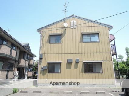 新潟県新潟市東区の築22年 2階建の賃貸アパート