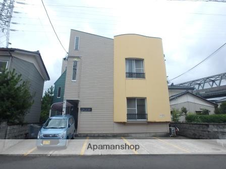 新潟県新潟市中央区、越後石山駅徒歩24分の築27年 2階建の賃貸アパート