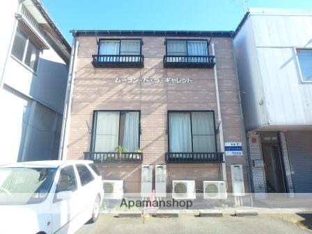 新潟県新潟市中央区、新潟駅徒歩36分の築19年 2階建の賃貸アパート