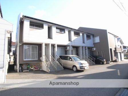 新潟県新潟市中央区の築16年 2階建の賃貸テラスハウス