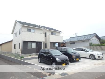 新潟県新潟市東区の築2年 2階建の賃貸一戸建て