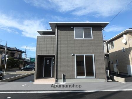 新潟県新潟市東区の築1年 2階建の賃貸一戸建て