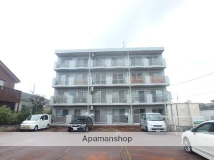 新潟県新潟市東区、越後石山駅徒歩19分の築22年 4階建の賃貸マンション