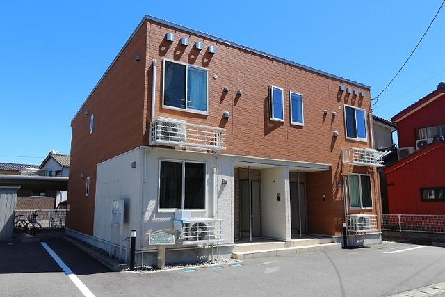 新着賃貸7:新潟県新潟市北区松浜本町1丁目の新着賃貸物件
