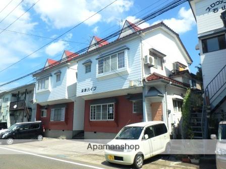 新潟県新潟市東区、越後石山駅徒歩4分の築30年 2階建の賃貸アパート