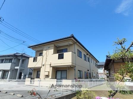 新潟県新潟市東区、新潟駅徒歩49分の築22年 2階建の賃貸アパート