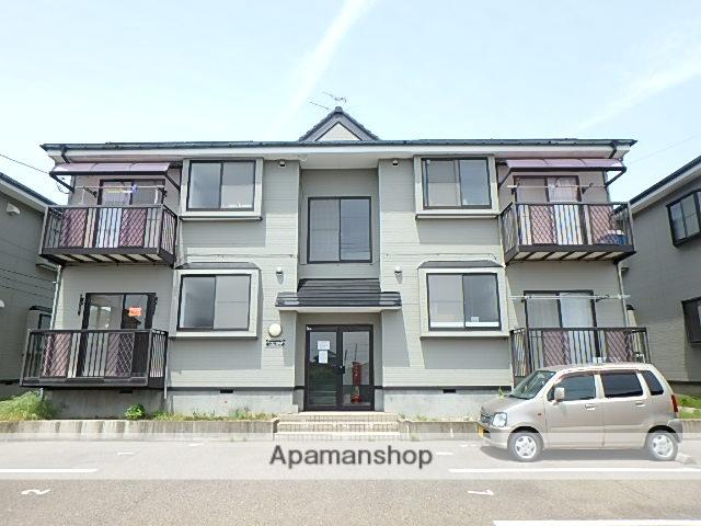 新潟県新潟市東区、大形駅徒歩42分の築22年 2階建の賃貸アパート