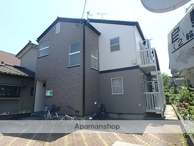 新潟県新潟市東区、東新潟駅徒歩74分の築26年 2階建の賃貸アパート