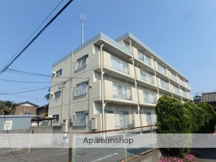 新潟県新潟市東区、新潟駅徒歩26分の築38年 4階建の賃貸マンション