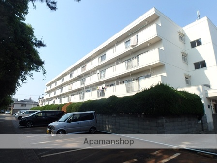 新潟県新潟市東区、越後石山駅徒歩37分の築39年 4階建の賃貸マンション