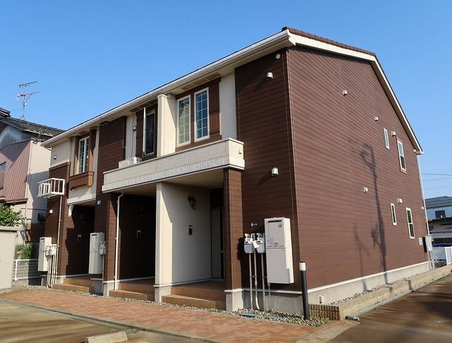 新着賃貸2:新潟県新潟市北区嘉山2丁目の新着賃貸物件