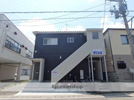 新潟県新潟市東区、越後石山駅徒歩45分の築29年 2階建の賃貸アパート