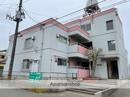 新潟県新潟市東区、大形駅徒歩47分の築38年 3階建の賃貸マンション