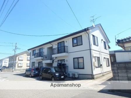 新潟県新潟市東区、大形駅徒歩47分の築21年 2階建の賃貸アパート