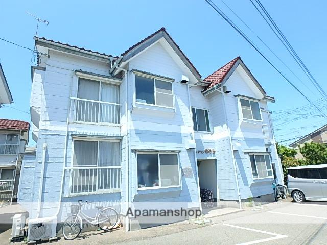 新潟県新潟市中央区、越後石山駅徒歩29分の築28年 2階建の賃貸アパート