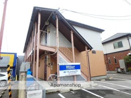 新潟県新潟市中央区、新潟駅徒歩33分の築7年 2階建の賃貸アパート