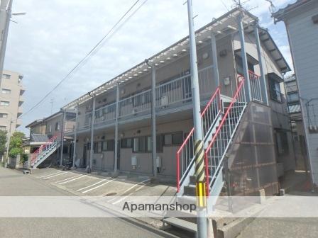 新潟県新潟市東区の築34年 2階建の賃貸アパート