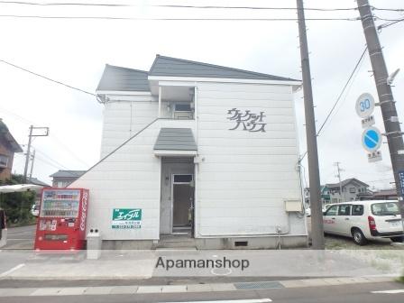 新潟県新潟市東区、東新潟駅徒歩43分の築28年 2階建の賃貸アパート