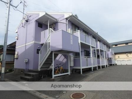 新潟県新潟市東区、大形駅徒歩23分の築25年 2階建の賃貸アパート