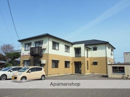 新潟県新潟市東区、新潟駅徒歩52分の築22年 2階建の賃貸アパート