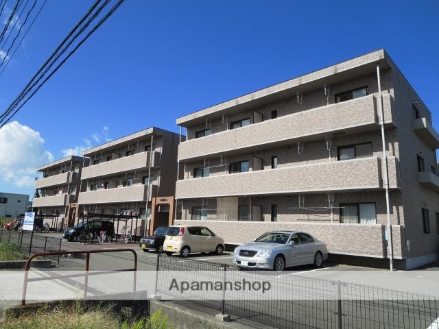 新潟県新潟市北区、豊栄駅徒歩48分の築12年 3階建の賃貸マンション