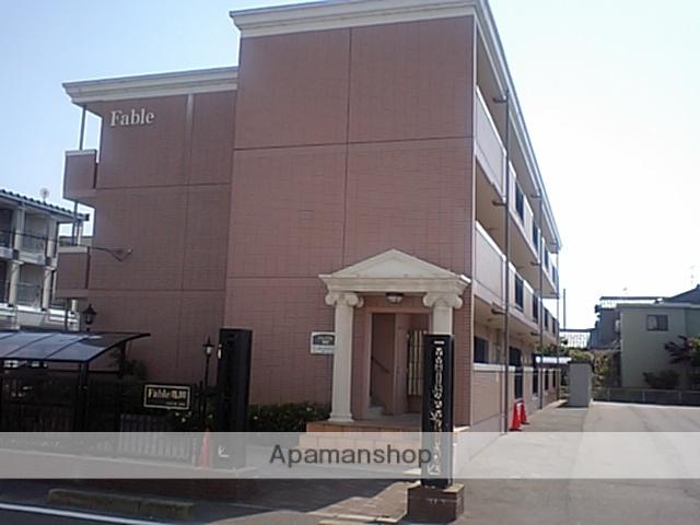 新潟県新潟市江南区、亀田駅徒歩5分の築16年 3階建の賃貸マンション