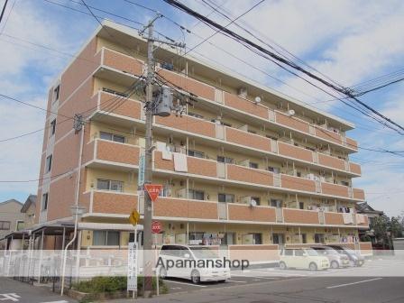 新潟県新潟市東区、東新潟駅徒歩34分の築11年 5階建の賃貸マンション