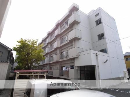 新潟県新潟市東区、越後石山駅徒歩15分の築33年 4階建の賃貸マンション