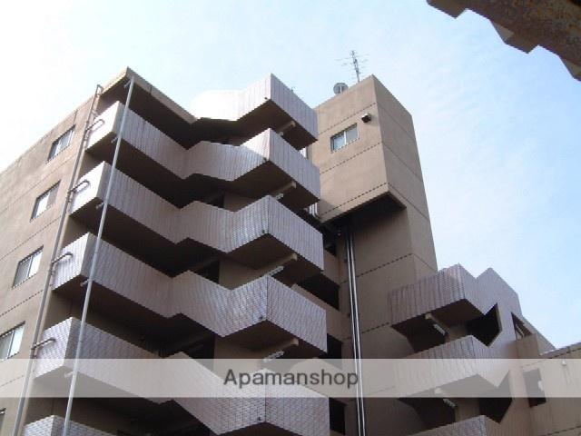 新潟県新潟市江南区、亀田駅徒歩9分の築25年 7階建の賃貸マンション