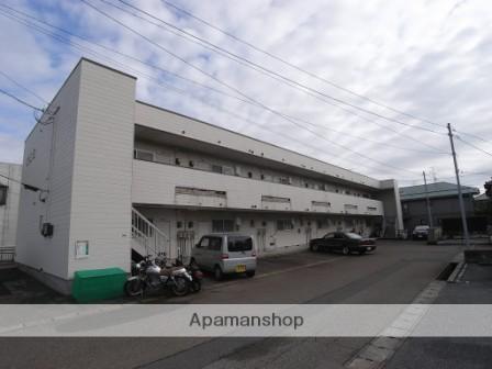 新潟県新潟市東区、越後石山駅徒歩5分の築32年 2階建の賃貸アパート